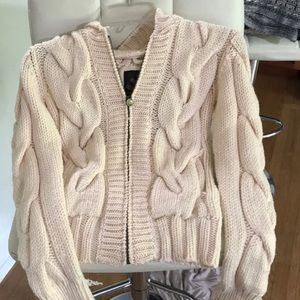 Ugg thick knit sweater.
